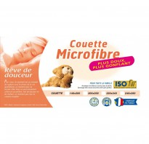 Couette Microfibre