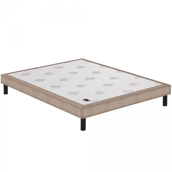 Sommier a ressort beautiful sommier a ressort with sommier a ressort trendy sommier cohesion - Matelas ressort biconique ...